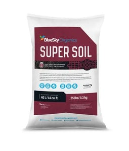 BLUE SKY ORGANICS SIMPLY EARTH SUPER SOIL 40 LITRE