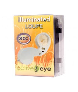 HYDROFARM ACTIVE EYE LOUPE 30 X