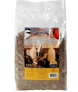 BLACK OIL SUNFLOWER KERNEL 3.18Kg